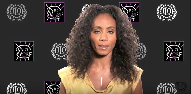 Jada Pinkett Smith on Ending Slavery