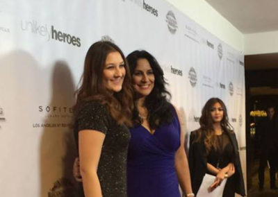 Hollywood Reporter: Bonnie Abaunza Honored for Work on Human Trafficking